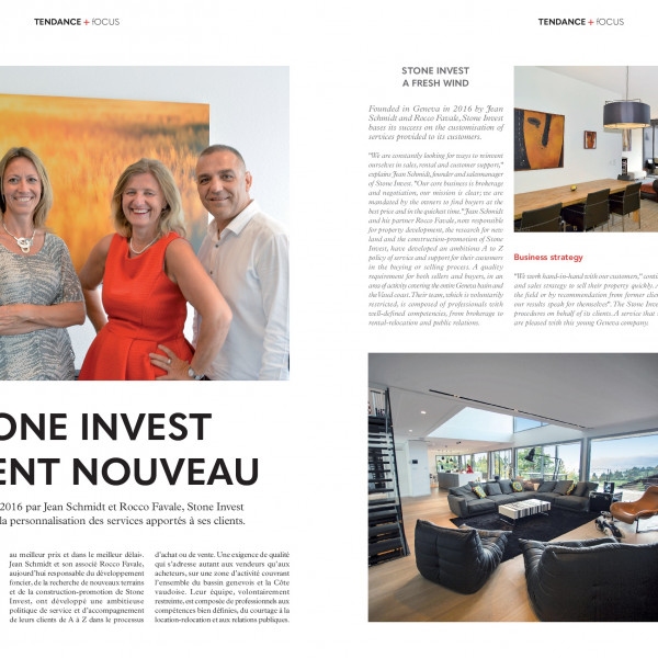 Stone Invest Press Helvetiss Immo May 2018